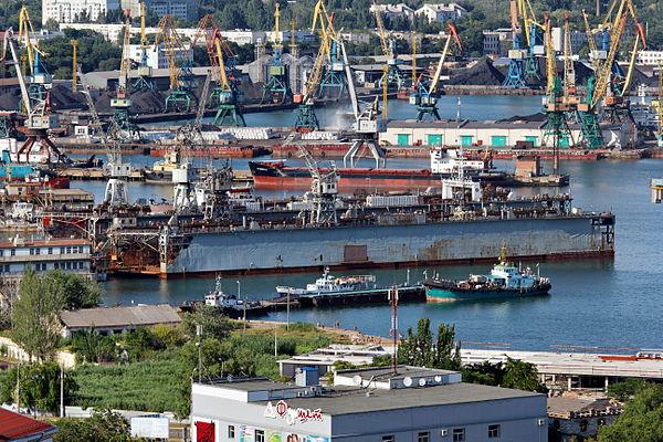 Крымские суда помогут вырабатывать электричество