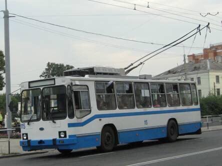 Крымские троллейбусы могут остановиться уже сегодня