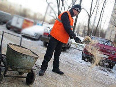 В Севастополе хватит песка лишь на начало зимы