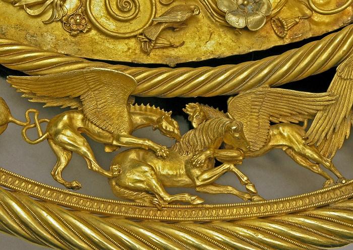 Судьба скифского золота остается нерешенной