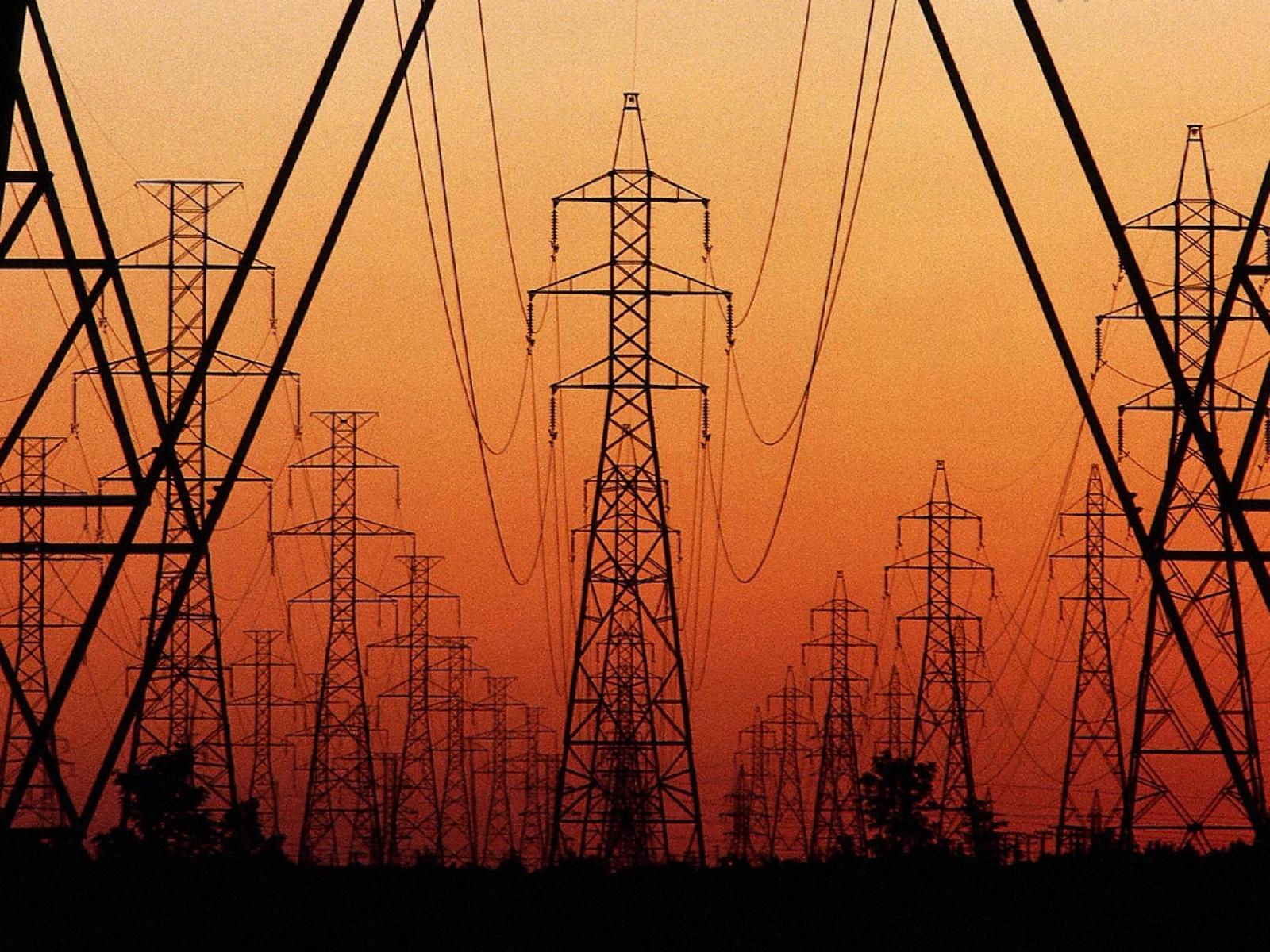 Электросети в Абхазии