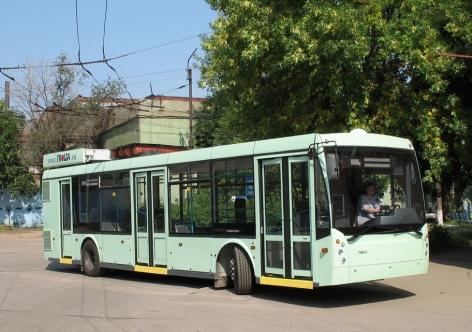 В Крыму между городами будут курсировать автономные троллейбусы