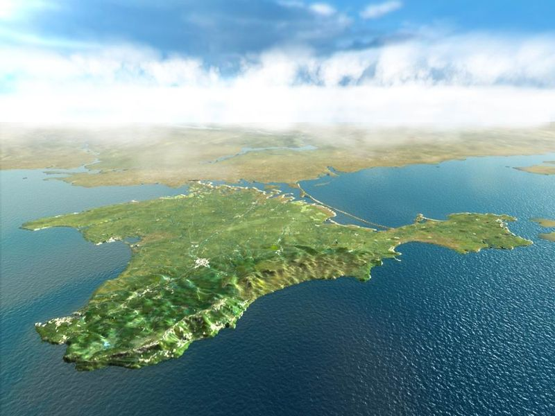 Крымские власти нашли землю для льготников