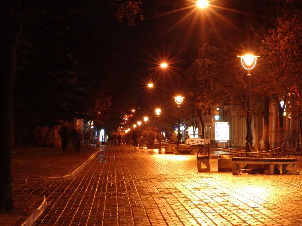 Севастопольские улицы наконец-то будут освещать фонари