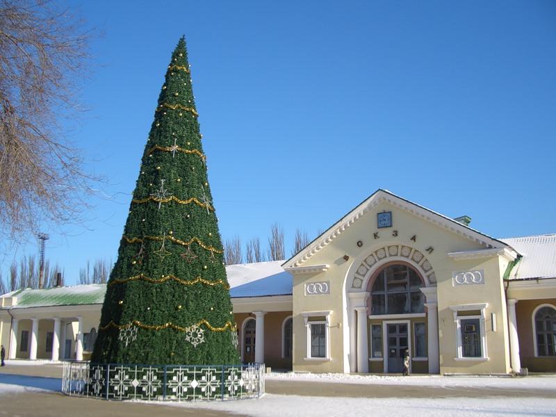 Празднование Нового года в Феодосии обойдется в 1 миллион рублей