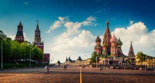 Увидеть Москву