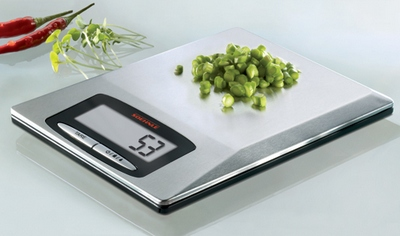 О пользе кухонных электронных весов