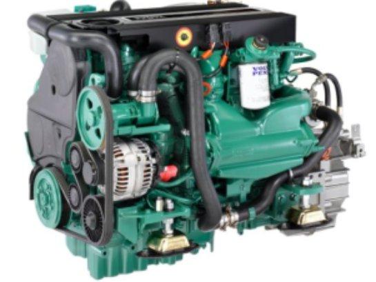 Судовой газотурбинный двигатель – за и против. Судовые двигатели VOLVO PENTA
