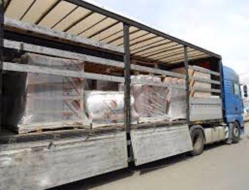 Этапы перевозки сборных грузов из Европы