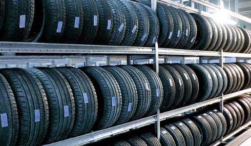 Как следует хранить летние шины?