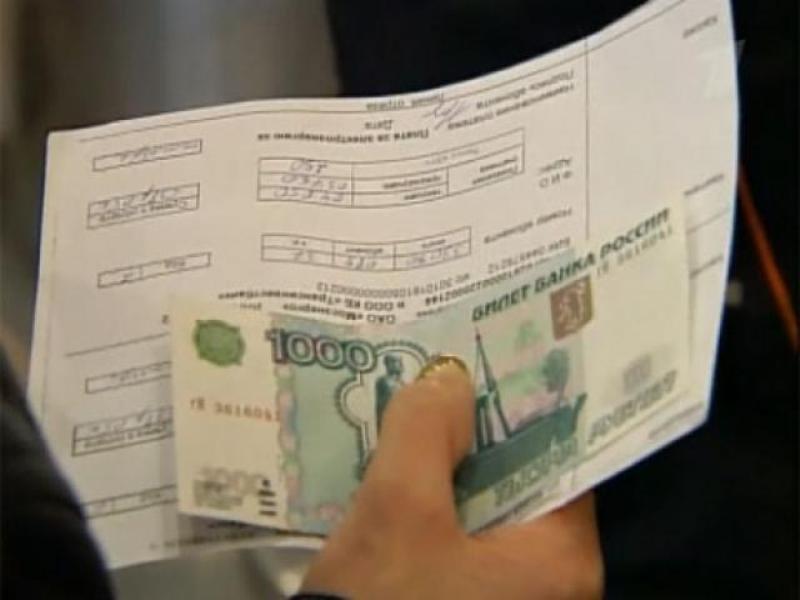 Жители Севастополя игнорируют платежки за воду