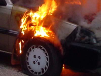Вчера утром в крымской столице взорвался автомобиль