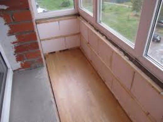 Как утеплить балкон?