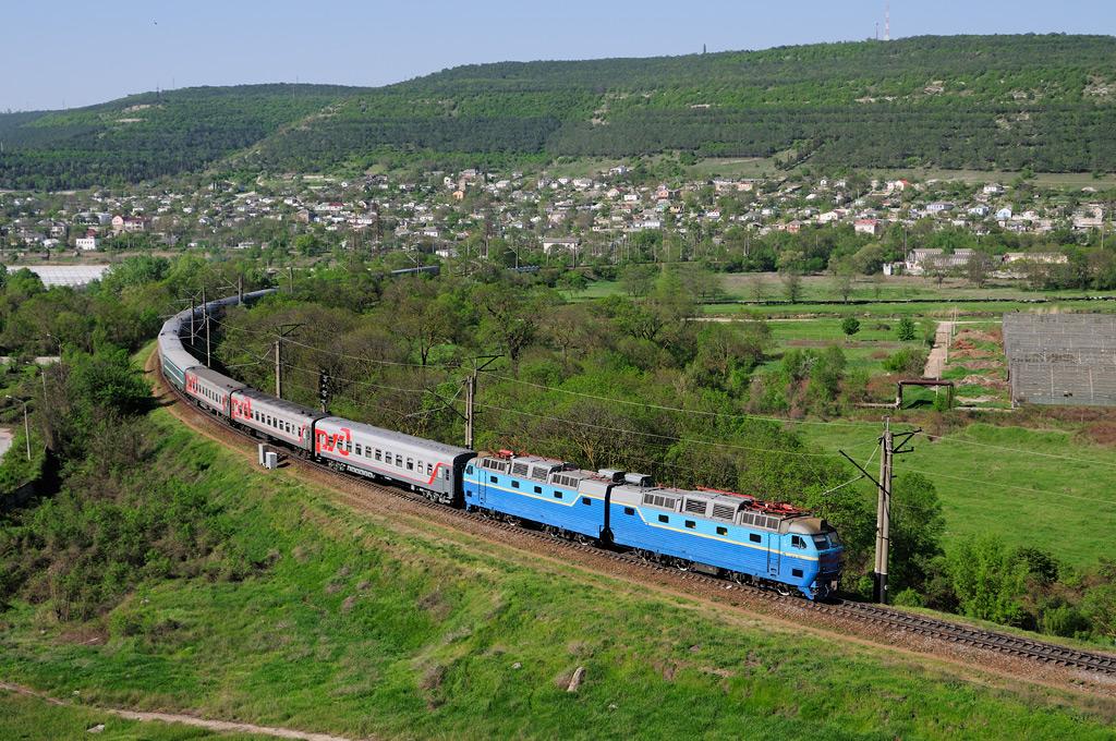 В Крыму займутся развитием железнодорожного транспорта