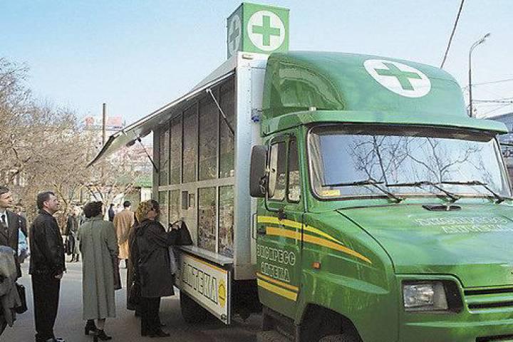 В севастопольских селах будут работать мобильные аптеки