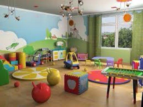 Какую обстановку сделать для детской игровой комнаты?