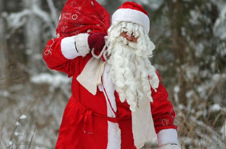В Евпатории на выходных выбрали лучшего Деда Мороза