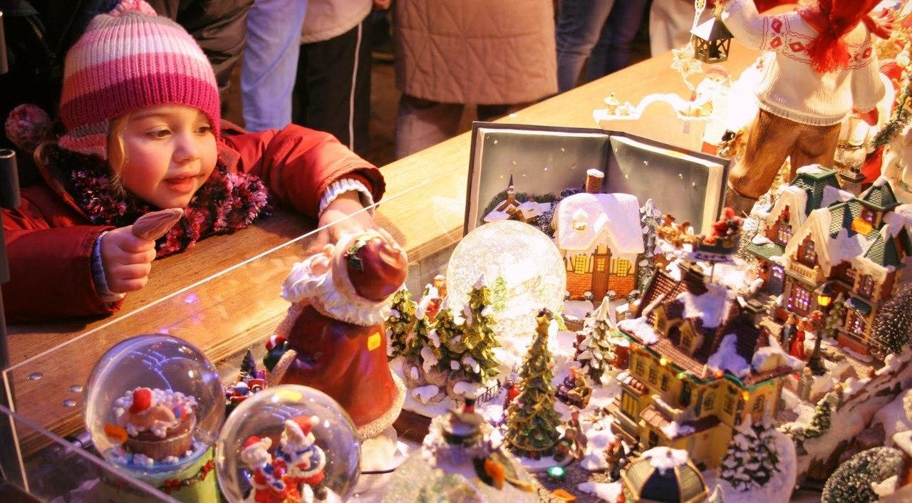В Севастополе в конце года начнет работать новогодняя ярмарка