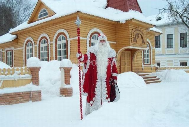 Отправить письмо Деду Морозу можно на любом крымском вокзале