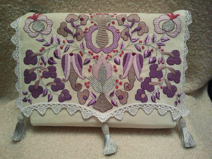 В Симферополе состоится выставка крымско-татарской вышивки