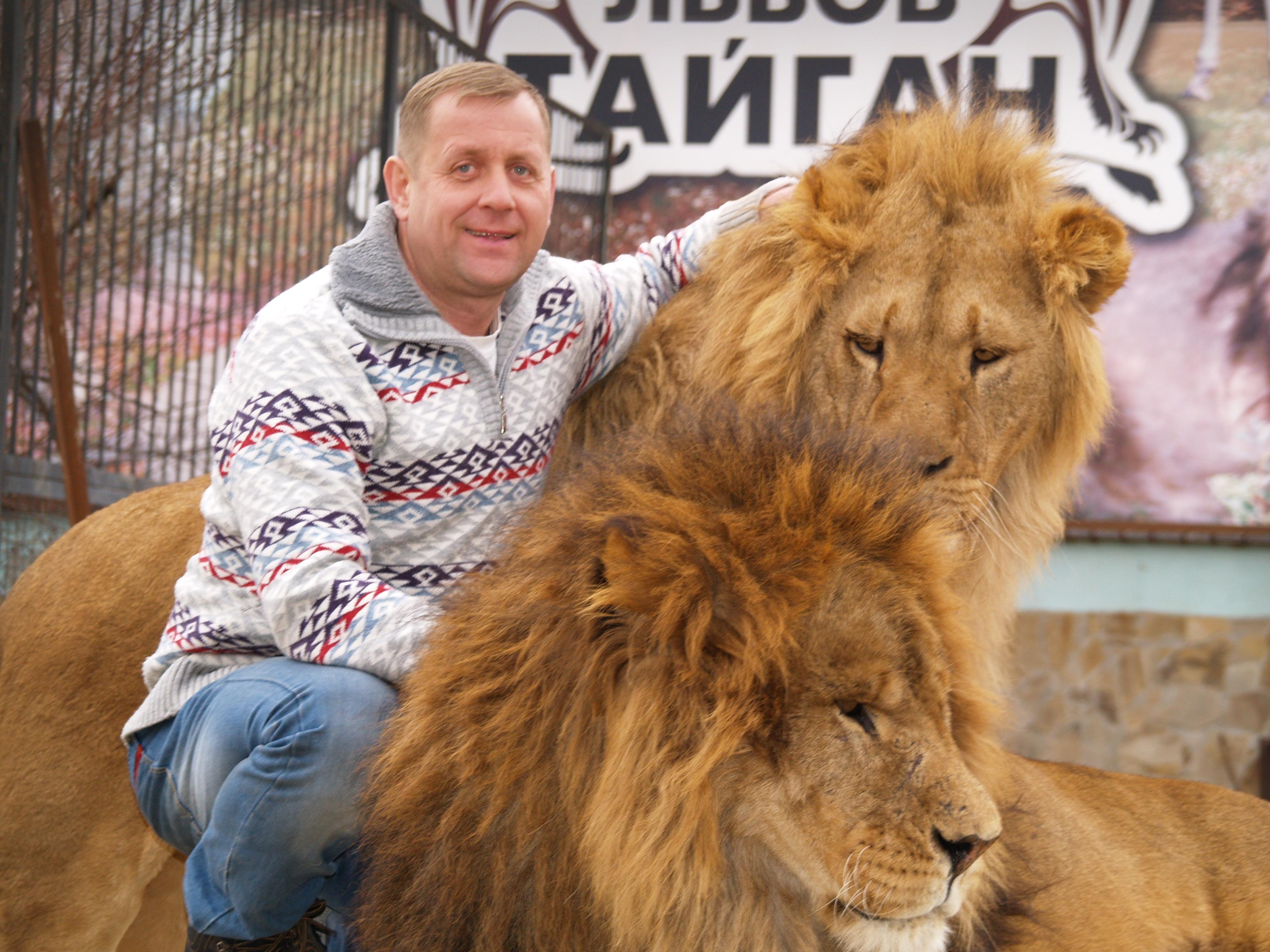Зубков заплатит штраф за умершего тигренка