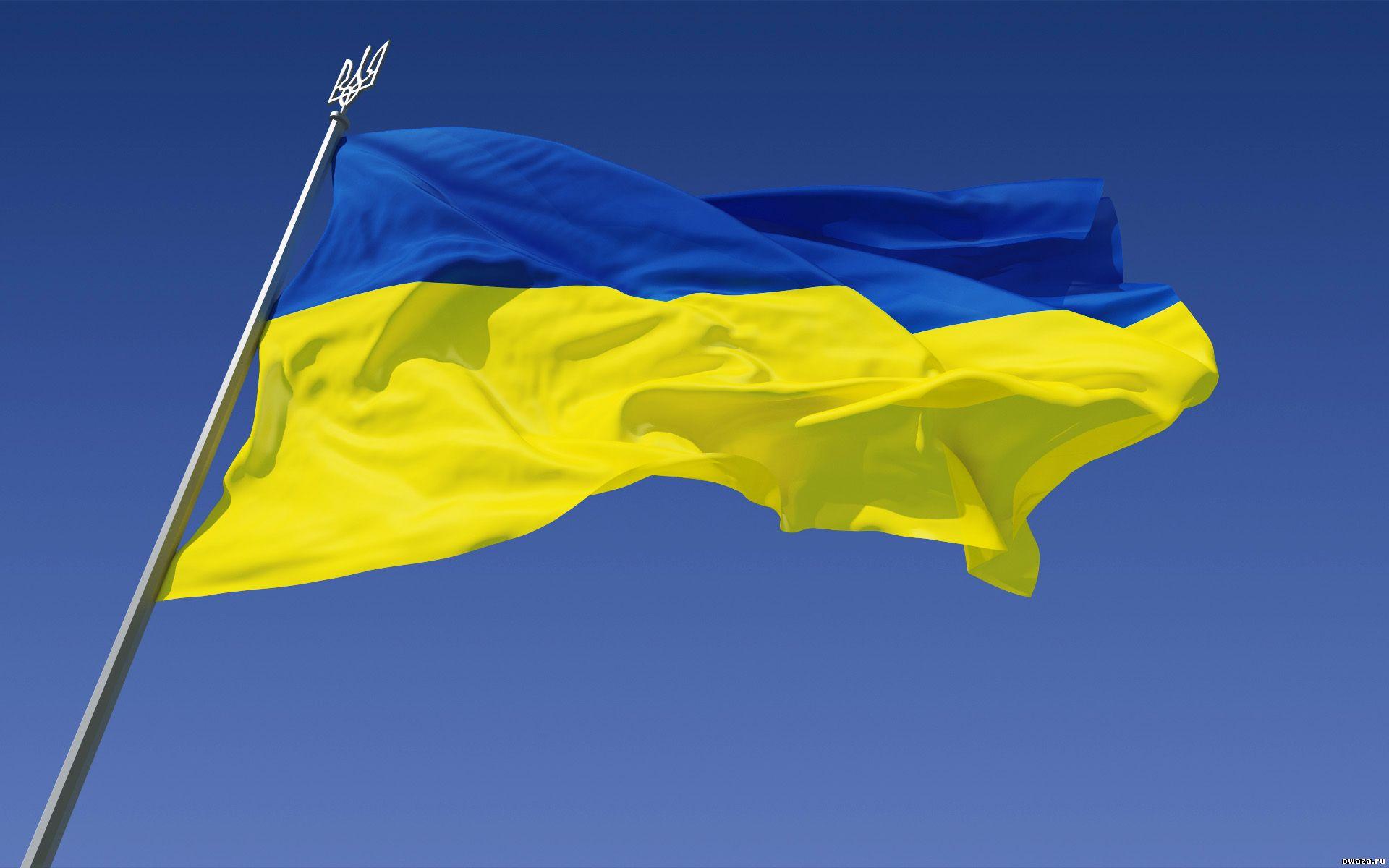 В крымском селе неизвестные раскрасили пешеходные переходы в цвета украинского флага