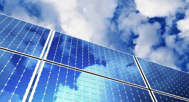 Севастополь получает электричество от солнечных батарей
