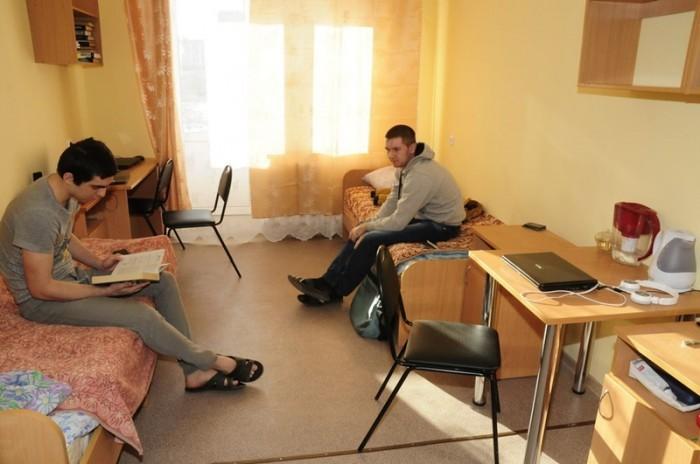 В крымских общежитиях студенты живут в ужасных условиях
