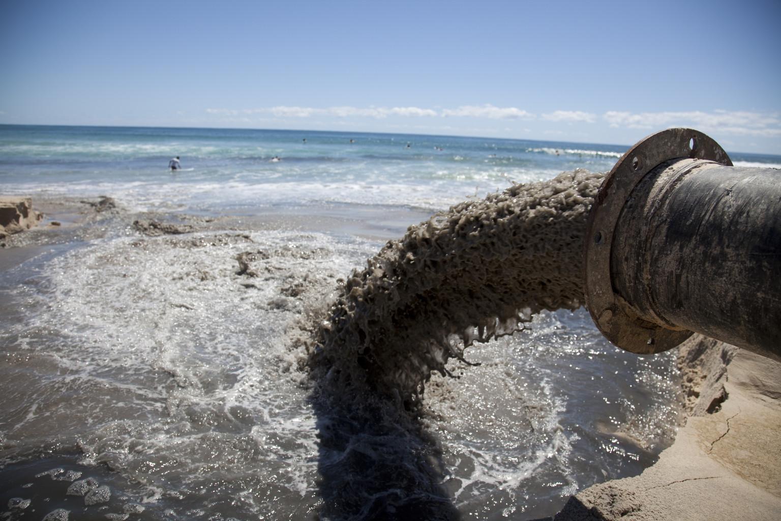 Загрязнение моря канализационными водами под Ялтой не подтвердилось