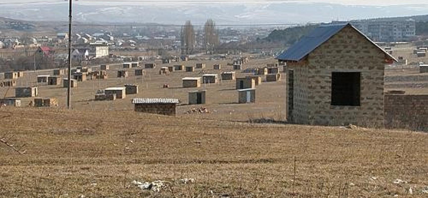 Участники «полян протеста» будут самостоятельно сносить свои незаконные постройки