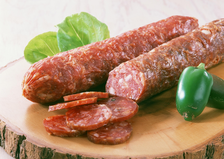 На территорию полуострова не пустили украинскую колбасу