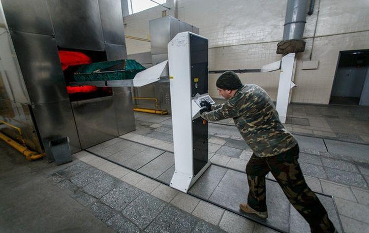 В Симферополе хотят построить крематорий