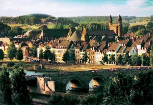Путешествие по Люксембургу с русскоговорящими гидами