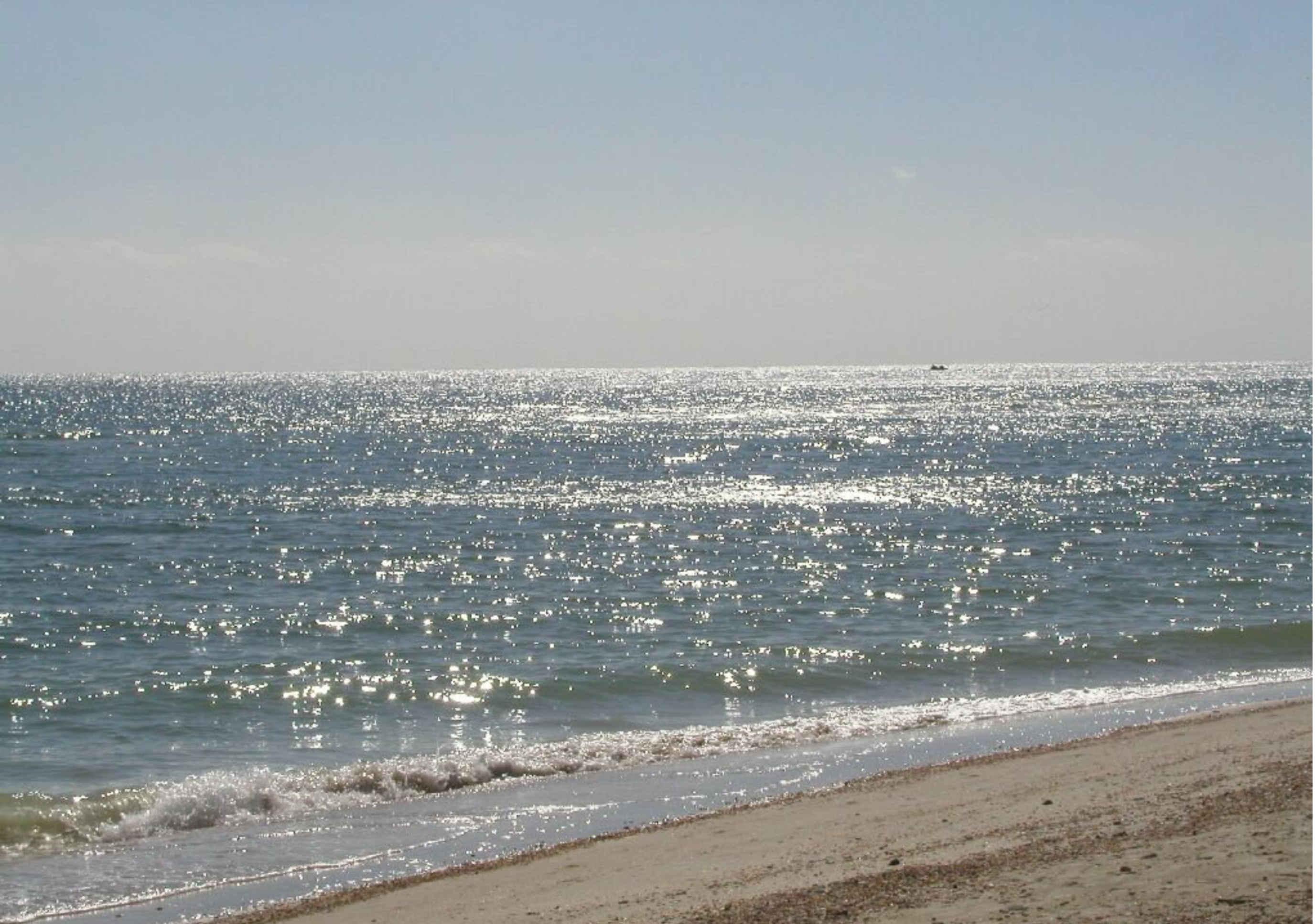 Керченский берег стремительно уходит под воду