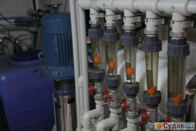 В Крыму передумали опреснять воду для нужд населения