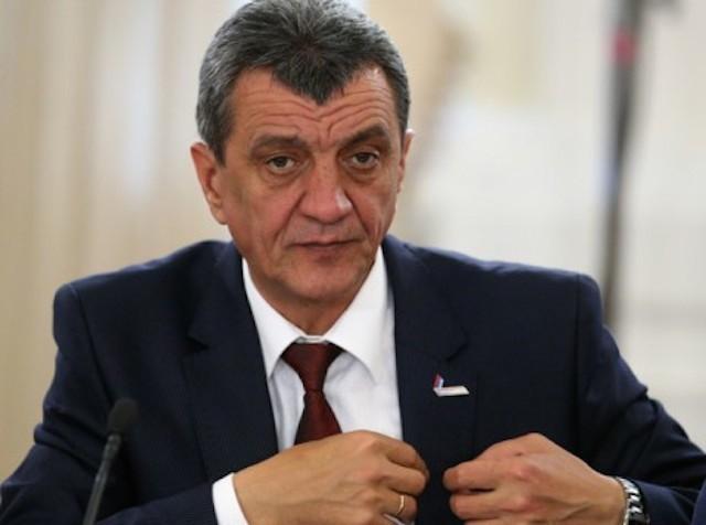 Меняйло намерен разобраться с севастопольской «Консолью»