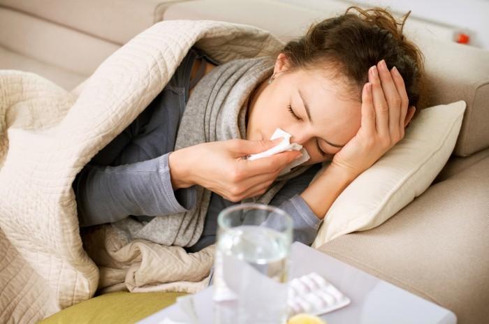 В Крыму резко возросла заболеваемость гриппом