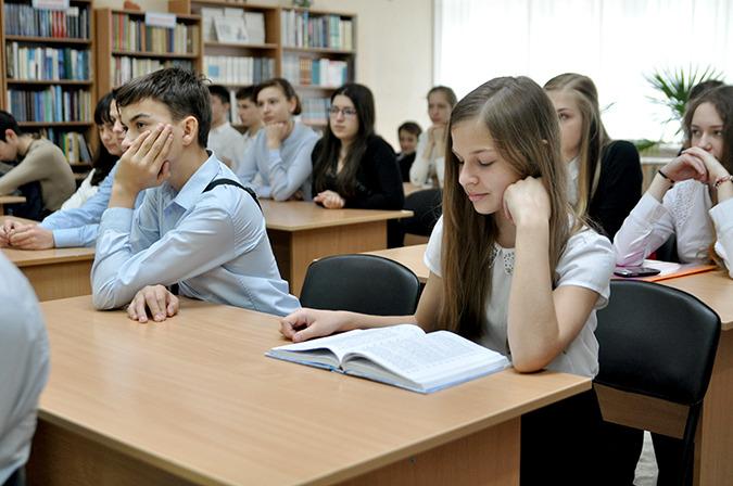 Крымские школы работают в штатном режиме
