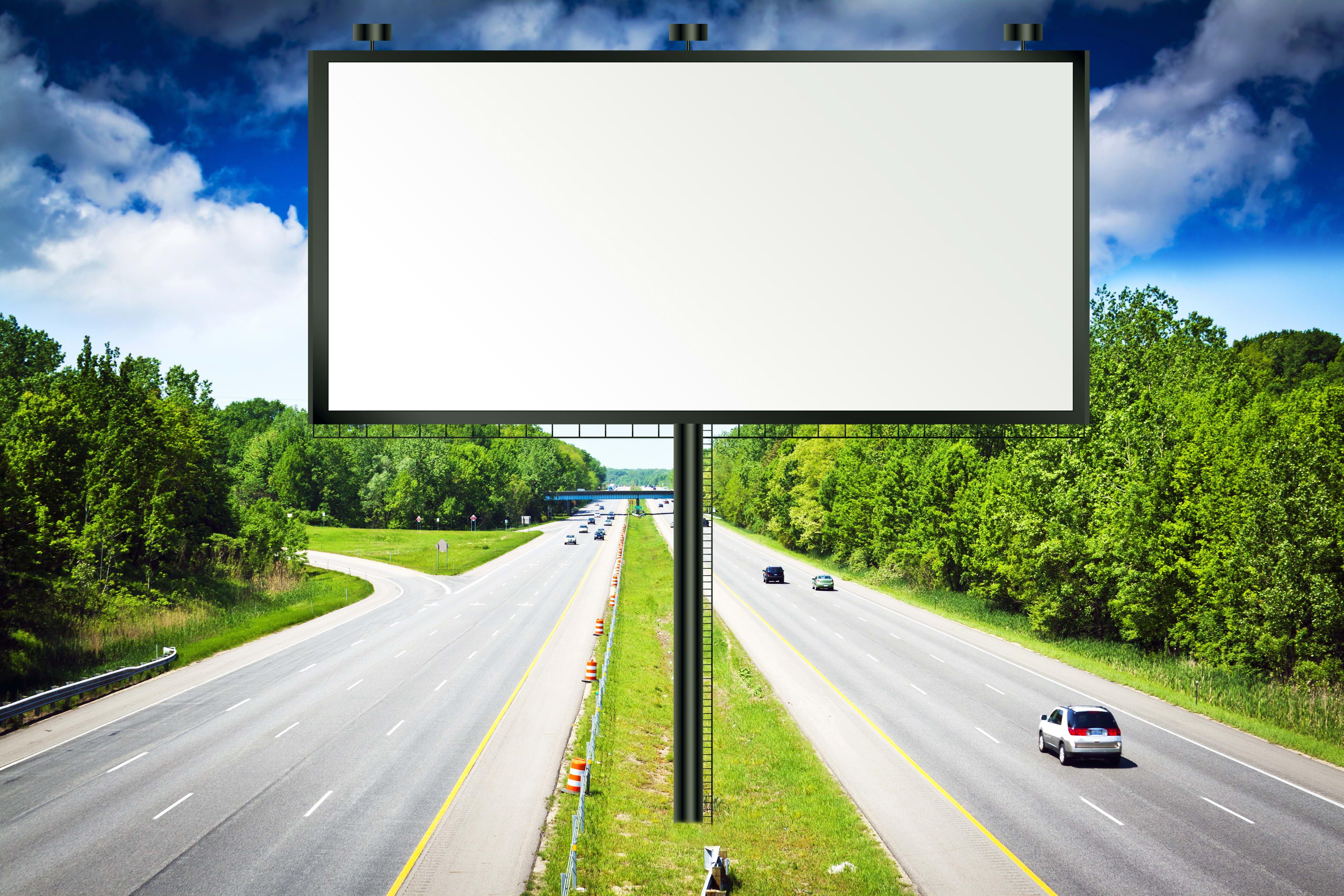 Определено, сколько рекламщики будут платить за билборды
