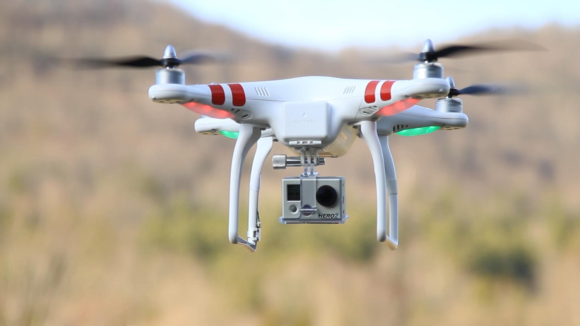 Китайские дроны не поднимаются в воздух в Крыму