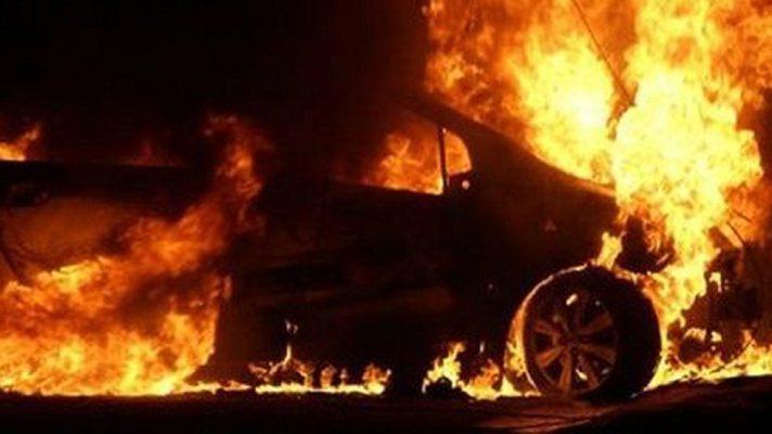 В Крыму задержан первый подозреваемый в деле о поджогах автомобилей