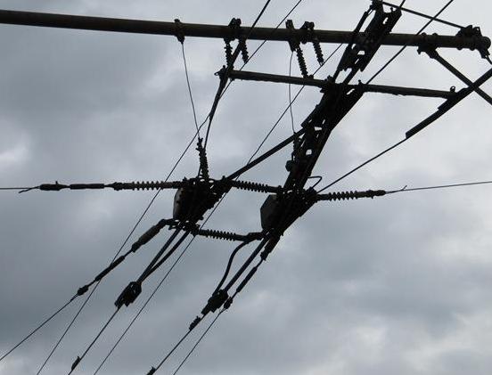 В Севастополе займутся заменой контактных троллейбусных проводов