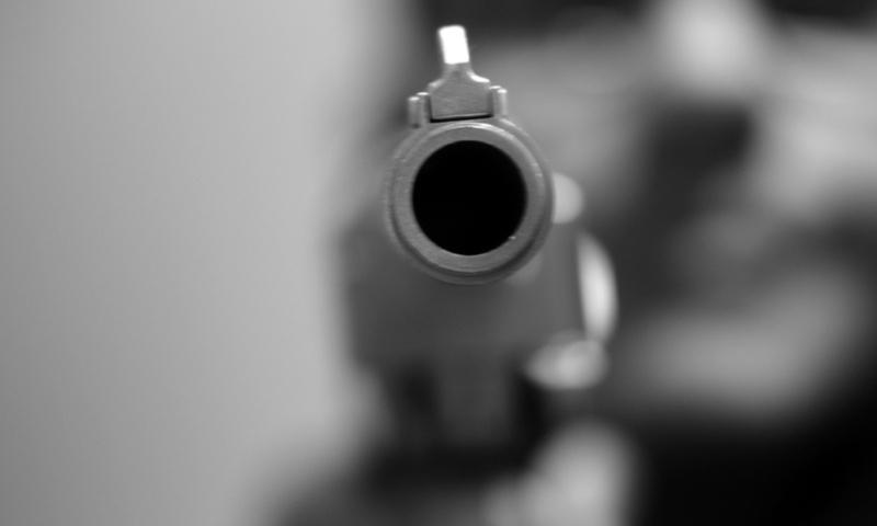 В Керчи неизвестные расстреляли маршрутку