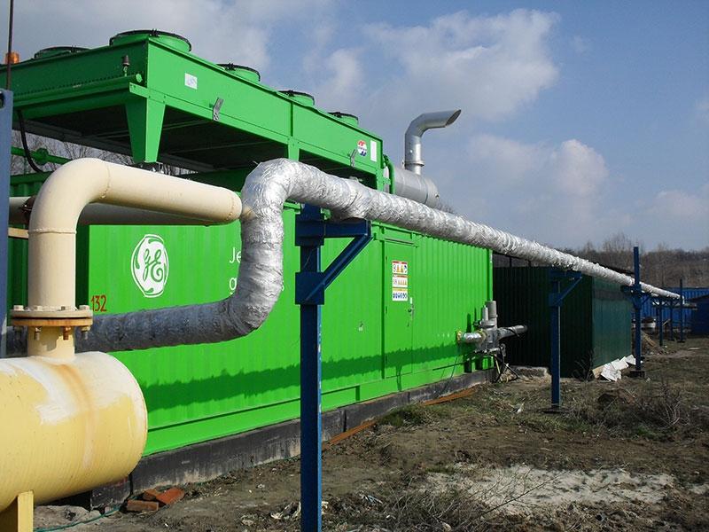 В Крыму на полигоне ТБО начала работать первая биогазовая электростанция