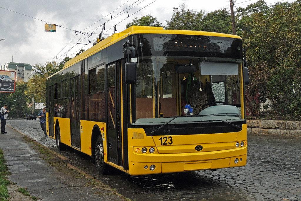Симферополь закупит новые троллейбусы
