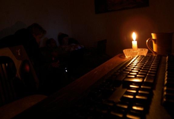 Свет в Крыму будет отключаться по новому графику