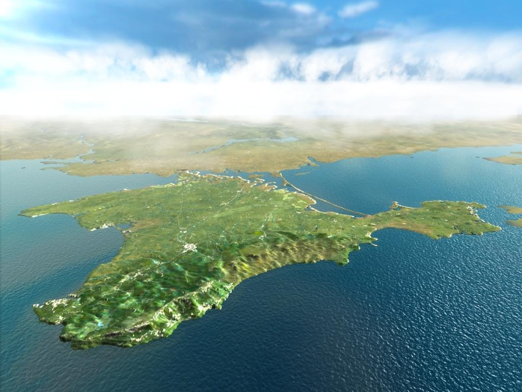Крым хотят превратить в экспериментальную площадку