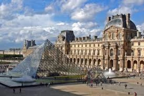 Экскурсии в Париже: Лувр