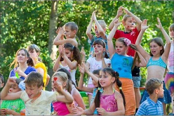 В Крыму началась детская оздоровительная компания