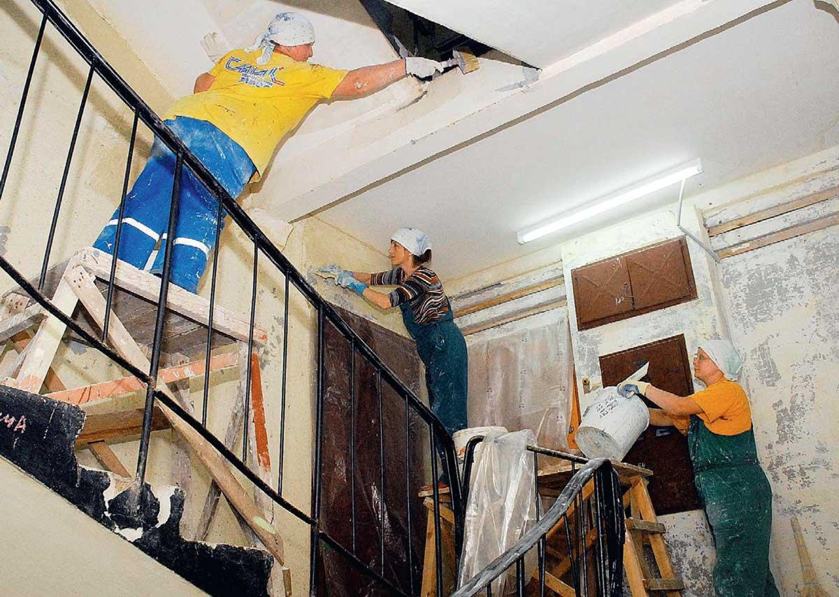 Жители Ялты начнут оплачивать капитальный ремонт в своих домах